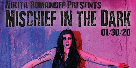 Mischief in the Dark (Drag Show) tickets