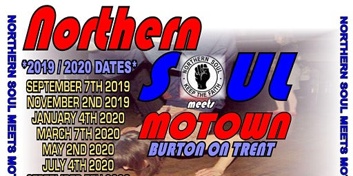 Northern Soul Meets Motown