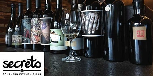 Valentine Rose Wine Dinner featuring Orin Swift wines