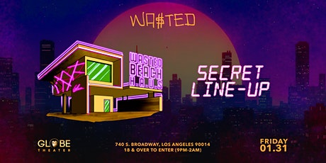 Wasted Presents: Wasted Beach Haus Los Angeles tickets