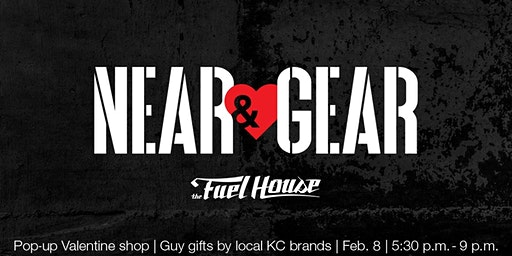 Near & Gear - A free pop-up Valentine shop for guys gifts
