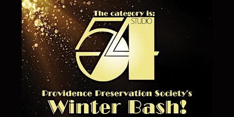 2020 Winter Bash: Studio 54 tickets