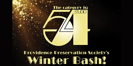 2020 Winter Bash: Studio 54