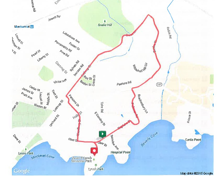 Beverly Yankee Homecoming 5K Road Race  Live and Virtual image