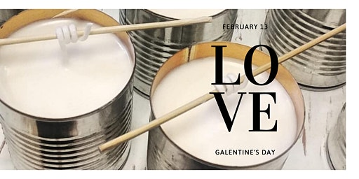 Galentines Day-Candle Making