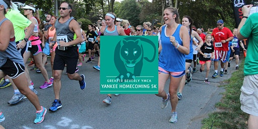 Beverly Yankee Homecoming 5K Road Race