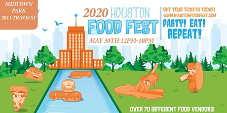 2021 Houston Food Fest tickets