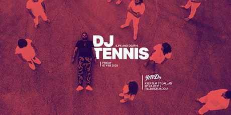 DJ Tennis tickets