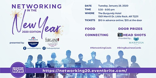 Networking in the New Year 2020