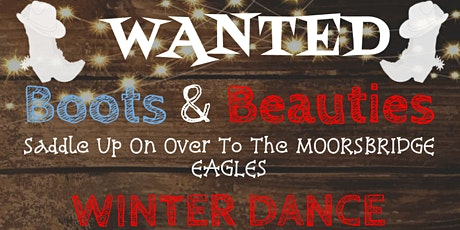 Boots and Beauties Winter Dance tickets