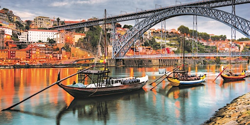 Savour Portugal: Wine & Food Experience