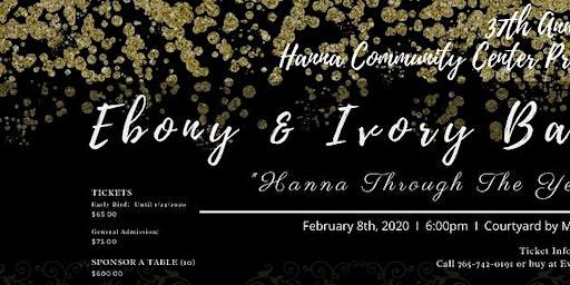 37th Annual Ebony & Ivory Charity Ball