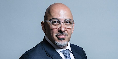 ICF 30th of January event with Nadhim Zahawi, from 7.45pm to 10pm tickets