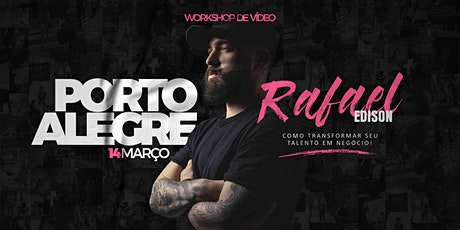 Workshop PORTO ALEGRE ingressos