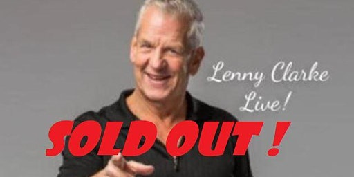 SPECIAL COMEDY EVENT - LENNY CLARKE AT THE BARN !