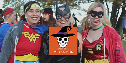Witch City 5K Road Race