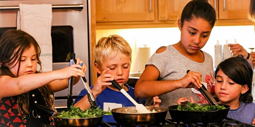 Spring Break Camp: Get growing, get cooking! (Ages 9-13)