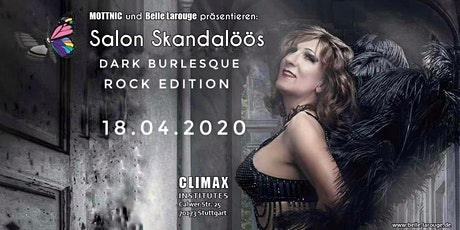 Salon Skandalöös • Dark Burlesque Rock Edition Tickets