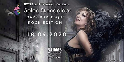 Salon Skandalöös • Dark Burlesque Rock Edition