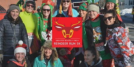Reindeer Run Live and Virtual 5K Road Race tickets