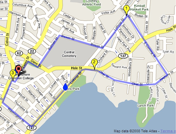 Reindeer Run 5K Road Race Live (if permitted) and Virtual image