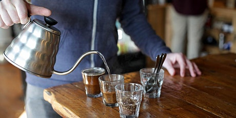 Coffee Cupping @ the Cafe tickets