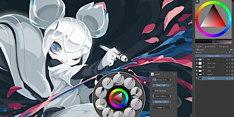 Painting with Krita for Kids tickets