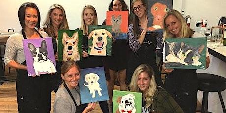 Hey Proud Pet Parents! Learn How to Paint Your Pet's Portrait tickets