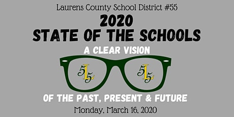2020 State of the Schools: A Clear Vision of the Past, Present, and Future tickets