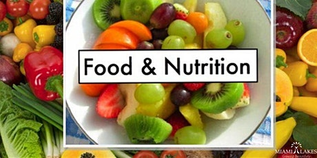 Youth Workshop: Nutrition  tickets