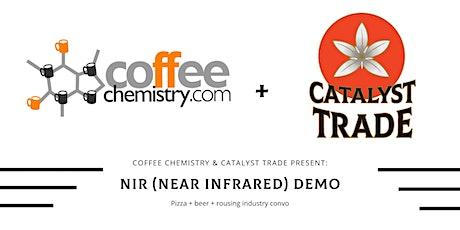 NIR in the Coffee Industry (Near Infrared Tech Demo + Meet & Greet) tickets