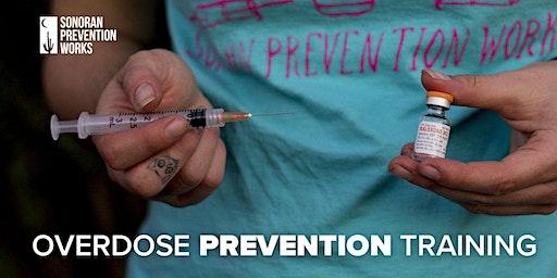 Casa Grande Community Overdose Prevention Recognition and Response Training