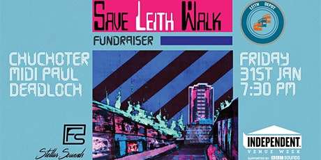 IVW: Save Leith Walk Fundraiser tickets