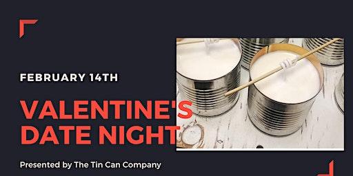 CLASS IS FULL-Valentine's Date Night