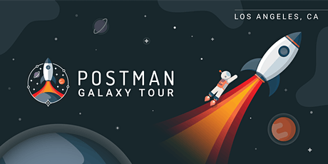 Postman Galaxy Tour: Los Angeles tickets