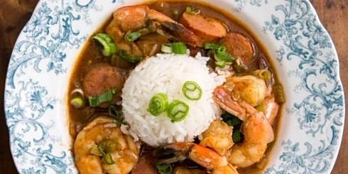 SOLD OUT! Cajun Supper!