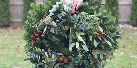 Holiday Wreath-Making Workshop at Cider Hill Farm with Alice's Table tickets