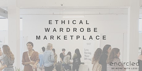 Ethical Wardrobe Marketplace tickets
