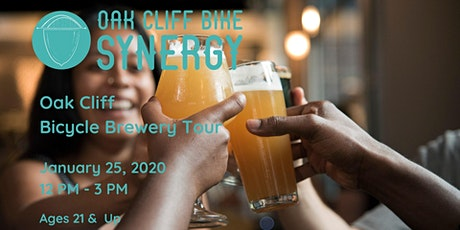 Oak Cliff Bicycle Brewery Tour tickets