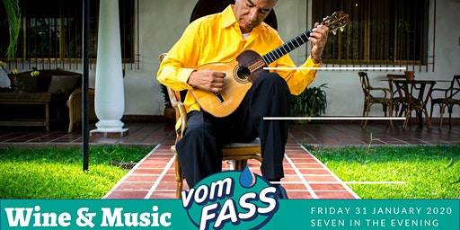 Music & Wine with Eduardo Ramirez!