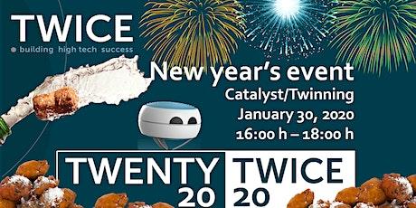 Nieuwjaarsborrel 2020 - Twice Eindhoven (Catalyst) tickets