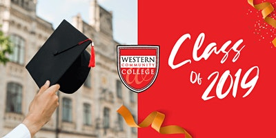 Western Community College Grad Ceremony