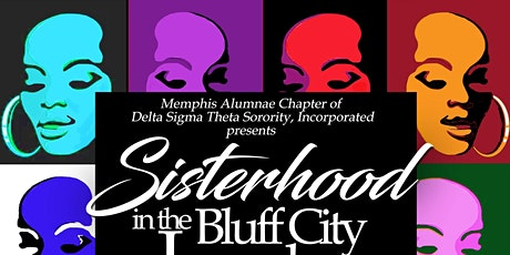 Sisterhood in the Bluff City- Social Luncheon tickets