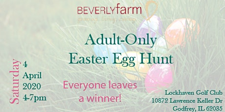 Beverly Farm Adult Easter Egg Hunt tickets