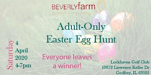 Beverly Farm Adult Easter Egg Hunt