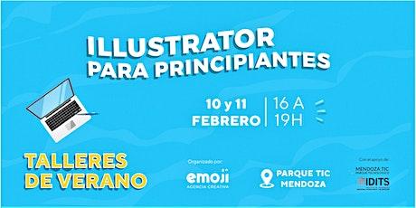 Taller de Verano: Illustrator para principiantes entradas