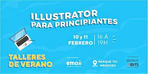 Taller de Verano: Illustrator para principiantes
