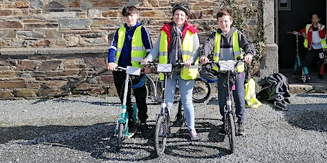 January Offer - Ride a SCOOTER on Waterford Greenway tickets