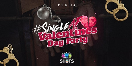 The Single AF Wynwood Valentines Party tickets