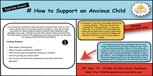 How to Support an Anxious Child